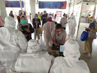 Tes Covid Di Stasiun Bogor