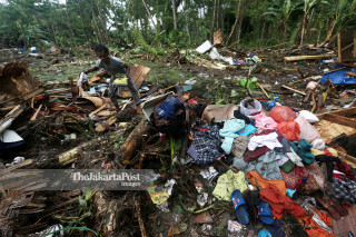 Sunda Strait tsunami
