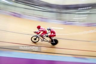 Para Cycling Asian Para Games 2018_Singapura