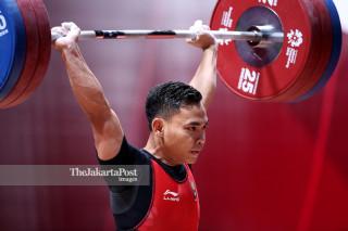 Asiad- Weightlifiting