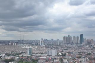 FILE; Landscape Kota Jakarta