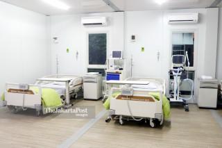 Kesiapan RS Pertamina Menjadi RS Darurat Corona
