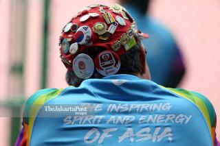 Asian Para Games 2018_Pin exchange culture