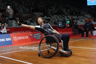 -Semifinal Tunggal Putri WH Thailand vs Korea