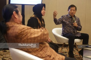 Kompas100 CEO Lunch Discussion