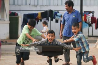 Pengungsi Pencari Suaka