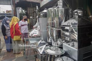 Penjual Oven