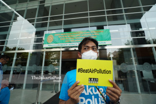 lawsuit related to air pollution