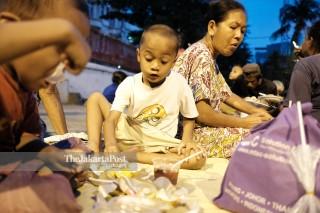 Ramadan: Breakfasting in Glodok