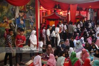Iftar in Dhanagun, Bogor
