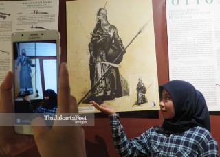 Koleksi Indonesian Islamic Art Museum di Lamongan, Jawa Timur