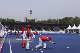 Asian Paragames 2018 lawn ball