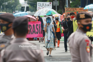 Asia Climate Rally