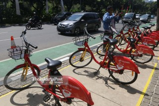 Layanan Bike Sharing