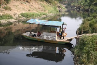 Gunung Putri Jasa Angkutan Perahu