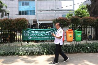 Tolak Wagub Jakarta