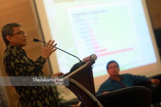 File:  Seminar Nasional Bertajuk Proyeksi Ekonomi Indonesia 2014