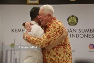 PT Inalum Akuisisi 51% saham PT Freeport Indonesia