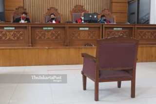 Sidang PK Djoko Tjandra