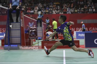 Badminton Asian Para Games 2018_Hong Kong