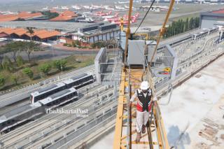 integrated BuildingBandara Internasional Soekarno-Hatta