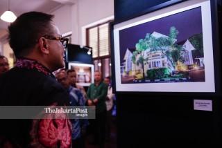 Pameran Mandiri Heritage di Museum Mandiri,