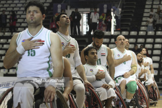 BASKET ASIAN PARA GAMES 2018