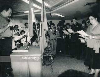 File: Kongres Partai Demokrasi Indonesia (1993)