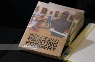 Buku Indonesia Painting Forgery
