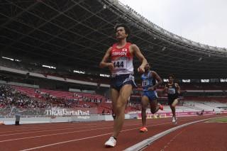 Para atletik Asian Para Games 2018