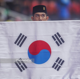 Para atletik Asian Para Games 2018_Korea