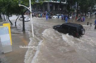 Banjir Kawasan Kemang
