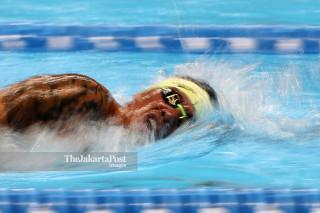 PARA SWIMMING - Putra 400m- Gaya Bebas - Indonesia