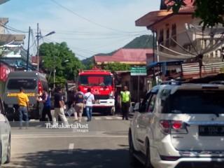 Sibolga Bomb attack
