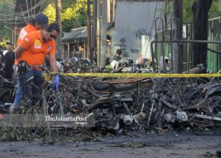 Surabaya attack