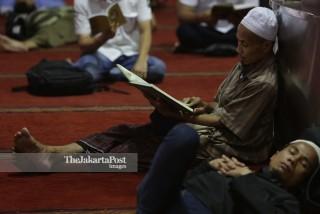 Reciting Quran in Ramadan