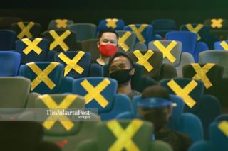 Bioskop Kembali Buka