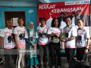 FILE : Tur Slank Silaturahmi Merajut Kebangsaan