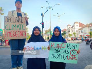 Kampanye Peduli Perubahan Iklim