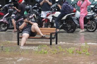 Floods in Kemang