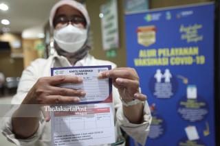 Vaksin Tenaga Kesehatan