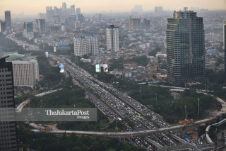 Semanggi interchange