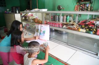 Belajar Mandiri di Rumah