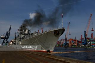 "Rusia ""Bystry"" vessel"