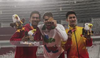 Para atletik Asian Para Games 2018_Iran, Indonesia, Dan Vietnam