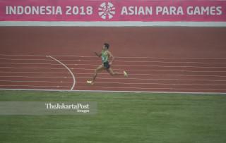 Para Atletik Putra 1500M T45/46 Asian Para Games 2018 Final_Iran