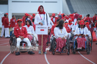 -Kontingen Asian Para Games Indonesia