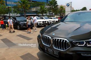 BMW On Tour