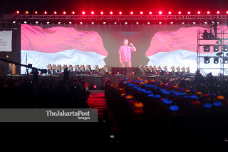 Closing Ceremony Asian Para Games 2018