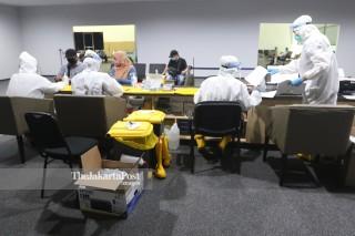Layanan Rapid Test Bandara Internasional Soekarno-Hatta